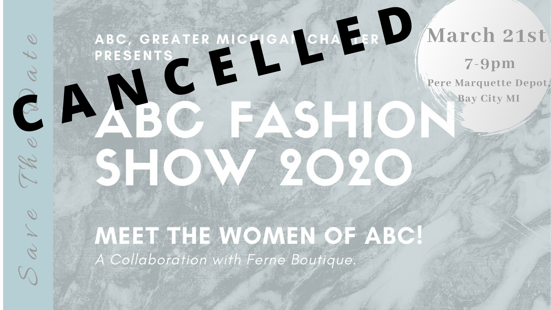 ABC fahion show cancelled