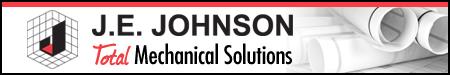 J.E, Johnson banner