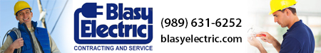 Blasy Electric banner