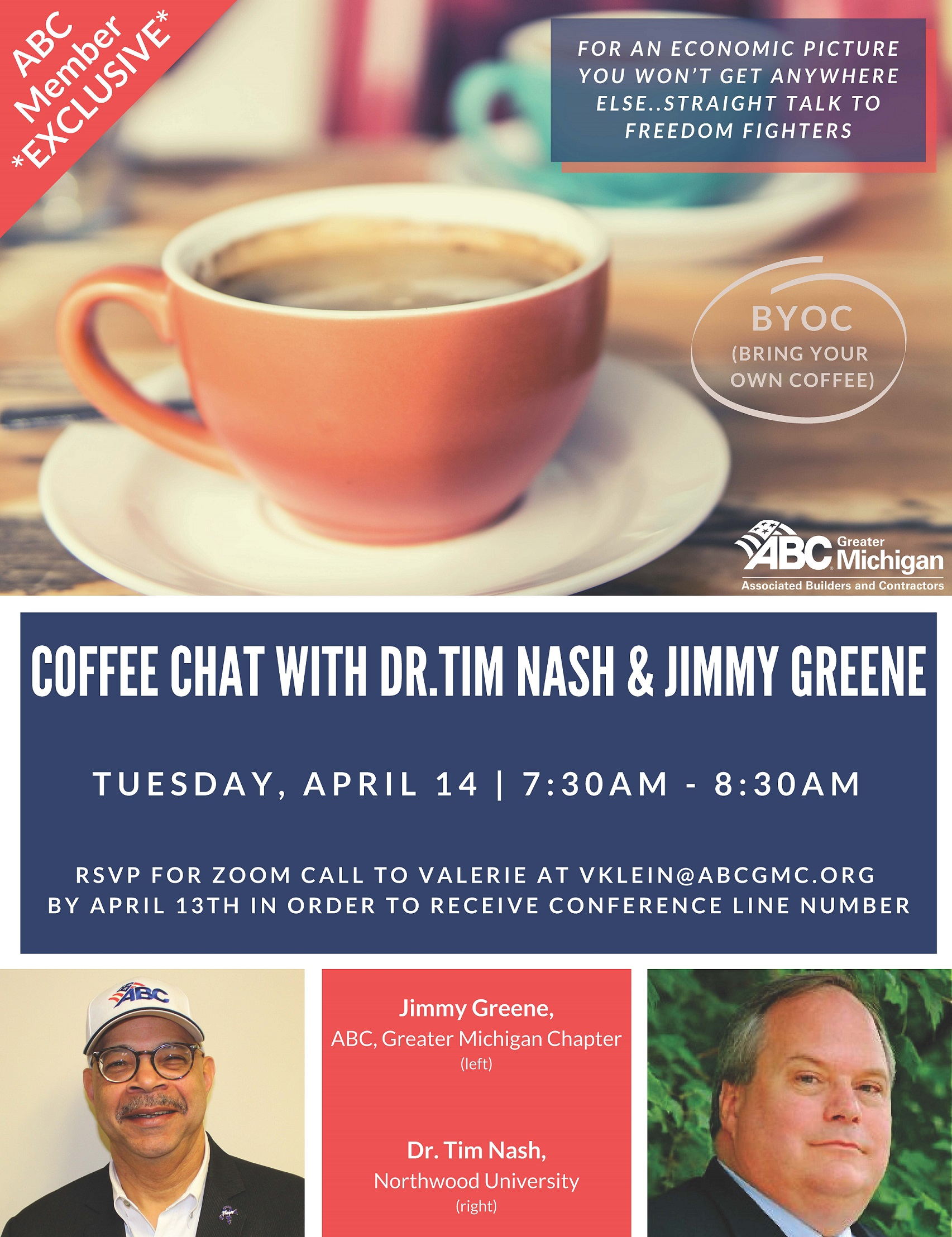 Coffee Chat with Nash and Greene